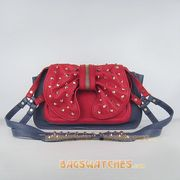 3.1 Phillip Lim Handbag red leather 1832